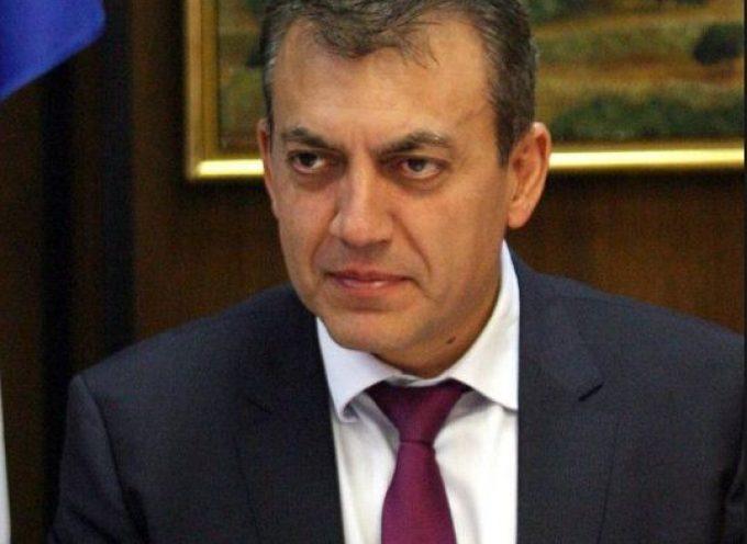 Δηλώσεις του βουλευτή Κυκλάδων ΝΔ Γιάννη Βρούτση, από τη Σύρο