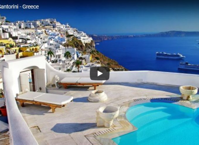 Incredible Santorini – Greece