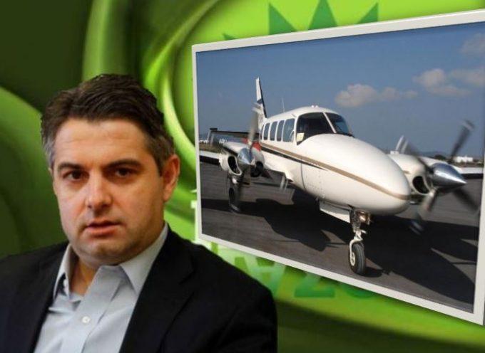 Ερώτηση του Βουλευτή Ο.Κωσταντινόπουλου για το υγειονομικό αεροσκάφος της Σαντορίνης