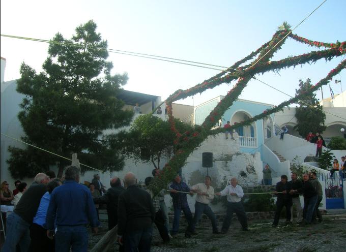 Το Λάζαρο σηκώνουν το Σάββατο οι Μεγαλοχωριανοί