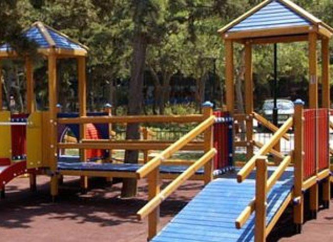Η Αντιδήμαρχος Θήρας Σ. Κίτσου για τη λειτουργία των παιδικών χαρών