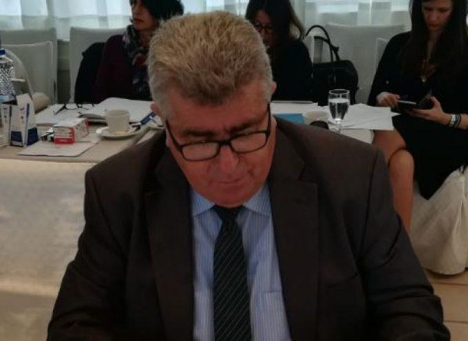Την τροποποίηση του Μέτρου 6.1 ζητά ο Αντιπεριφερειάρχης Φιλήμονας Ζαννετίδης, για την ένταξη περισσότερων νέων γεωργών