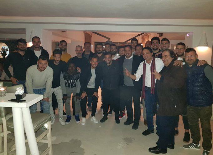 Οικογενειακό δείπνο στο Demilmar