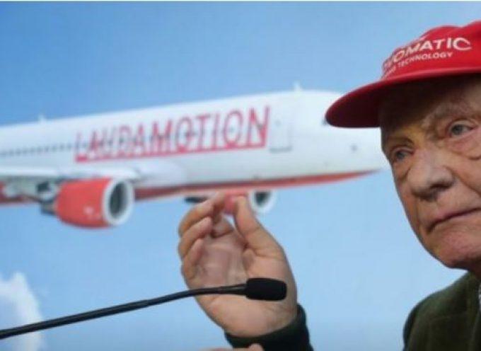 Προς Χανιά, Καλαμάτα, Σαντορίνη θα πετά η νέα αεροπορική του Niki Lauda