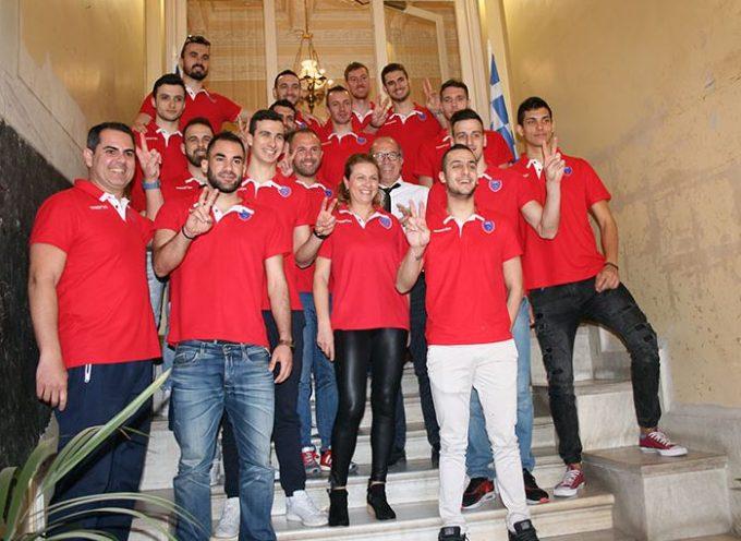 Η Σύρος υποδέχεται το Final-4 του League Cup