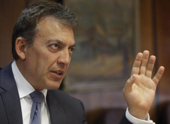 Γ.ΒΡΟΥΤΣΗΣ «Τα επικαιροποιημένα στοιχεία της Eurostat καταδεικνύουν την τραγική κατάσταση στην οποία σταθερά οδηγούν την αγορά εργασίας στην Ελλάδα οι ΣΥΡΙΖΑ-ΑΝΕΛ.