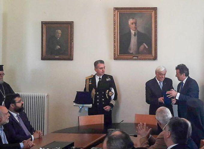 Επίτημος δημότης Άνδρου ο Προκόπης Παυλόπουλος