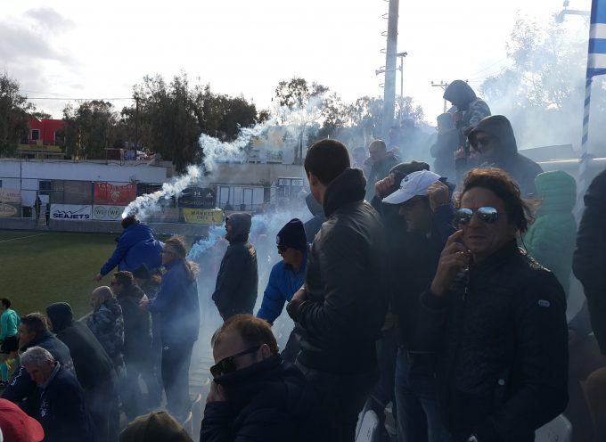 Αγκαλιά με την Γ΄Εθνική ο Πανθηραϊκός – νίκησε με 2-0 τον Αιολικό