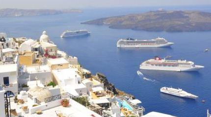 Αύξηση στους επιβάτες κρουαζιέρας αναμένεται στην Ελλάδα. Πιο συγκεκριμένα c8460c699cb