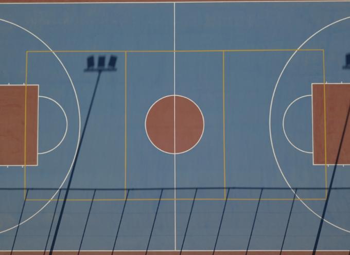Από σήμερα διατίθεται το νέο γήπεδο καλαθοσφαίρισης