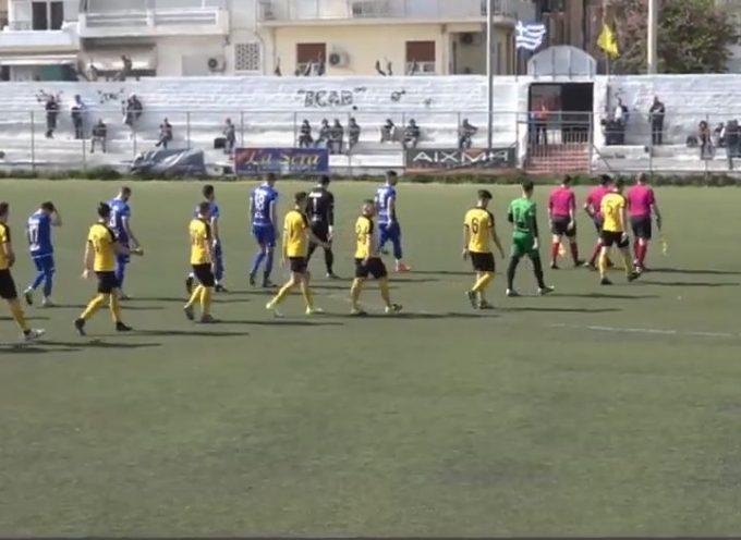 Νίκη του Πανθηραϊκού με 1-3 στην Ραφήνα και 2η θέση στο πρωτάθλημα