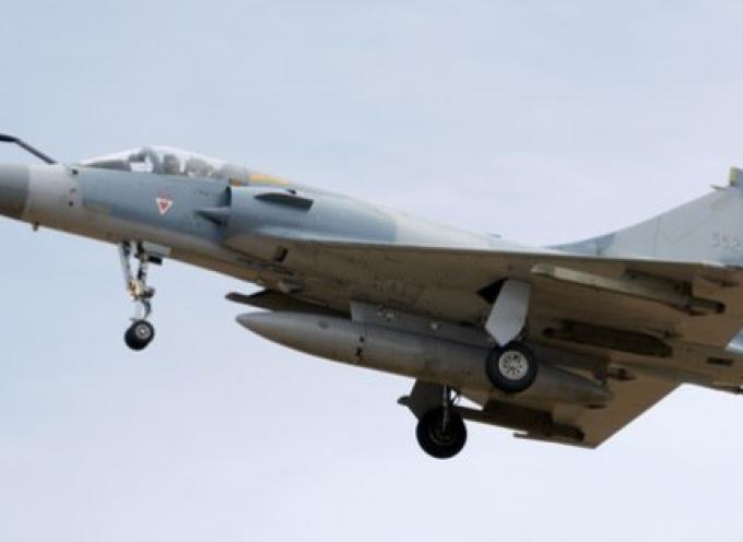 Το ΓΕΑ για την πτώση του Αεροσκάφους Μ2000-5