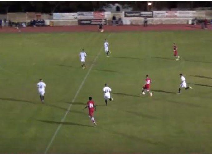 Στη τελική ευθεία για τον τίτλο η Θύελλα -μεγάλη νίκη επί του Παναξιακού  στο ΔΑΚ Νάξου  με 0-3