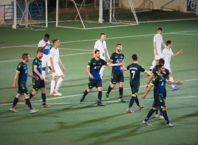 Την πρόκριση τους στην επόμενη φάση του Κυπέλλου Ερασιτεχνών γιορτάζουν στο Καμάρι