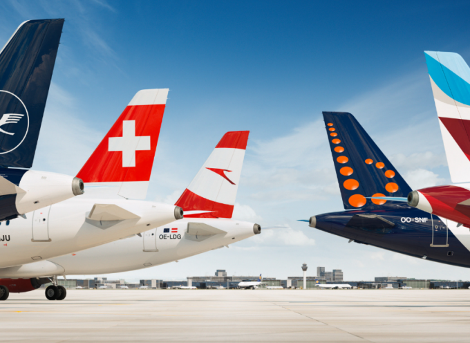 Fraport: Σε ποιά αεροδρόμια  μειώθηκε η κίνηση  τον Μάρτιο- αύξηση 10,76 στο αεροδρόμιο Σαντορίνης