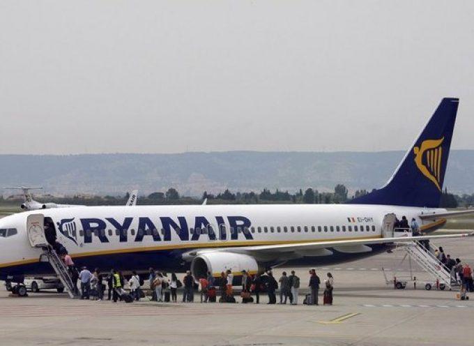Δέκα εκατομμύρια επιβάτες έχει διακινήσει η Ryanair
