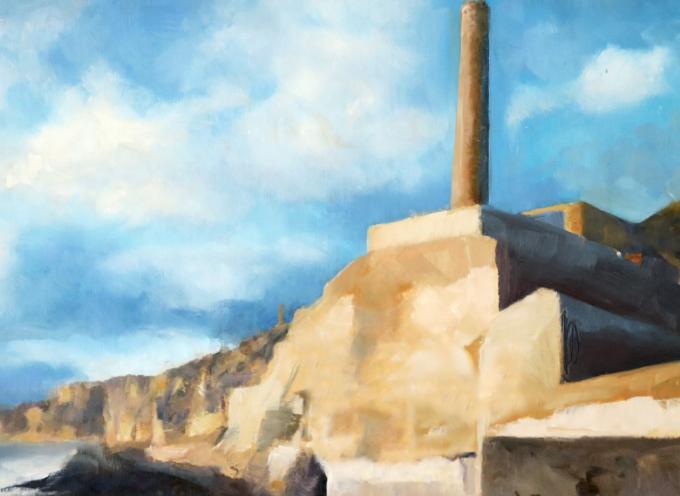 Η «Ωδή της χαράς» από το βιομηχανικό Μουσείο Τομάτας στη Βλυχάδα