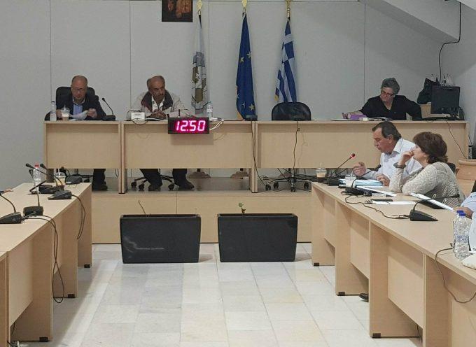 Συνεδριάζει την Πέμπτη 29 Νοεμβρίου το Δημοτικό Συμβούλιο Θήρας