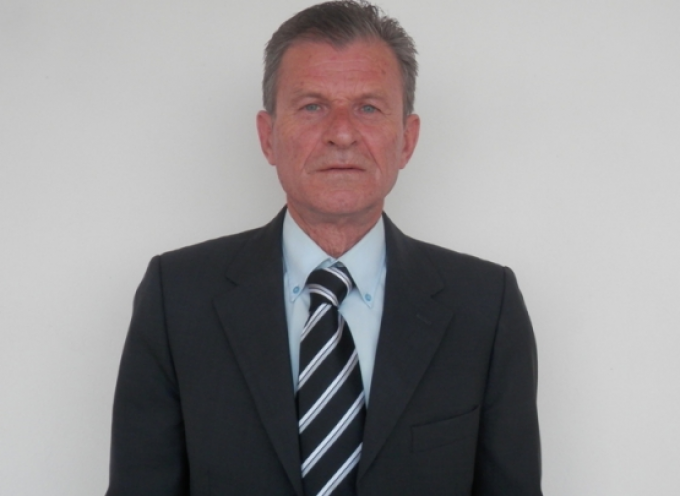 Υποψήφιος Πρόεδρος ΔημΤο Σαντορίνης ο Ματθαίος Δαρζέντας