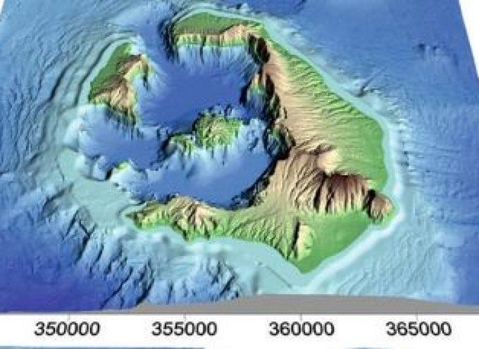 Σαντορίνη: Η αρχαία νήσος Καμένη ζωντανεύει χάρη στους επιστήμονες