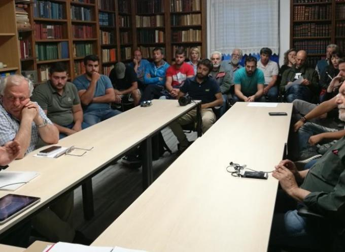 Στην Αντίπαρο η τελευταία συνάντηση για το πιλοτικό πρόγραμμα δημιουργίας συνεργατικών επιχειρήσεων του πρωτογενή τομέα σε μικρά Κυκλαδονήσια