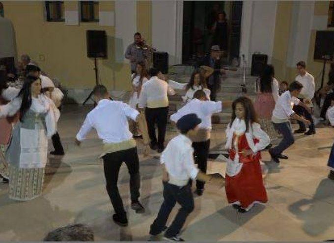 Η Γιορτή της Αγίας Θεοδοσίας στο Ακρωτήρι