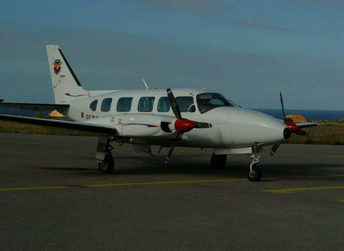 Νέα καταγγελία Αντώνη Σιγάλα: Δεν χρησιμοποίησαν το αεροσκάφος της Σαντορίνης-περίμεναν 5 ώρες το ΕΚΑΒ