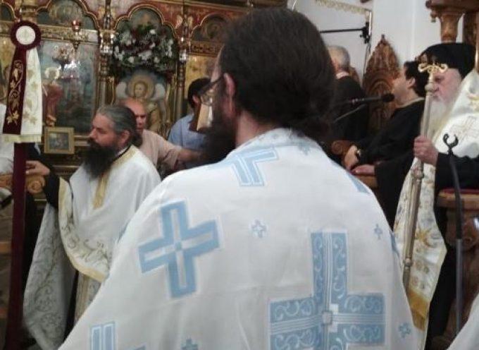 Η γιορτή της Αγίας Θεοδοσίας στο Ακρωτήρι – φωτορεπορτάζ