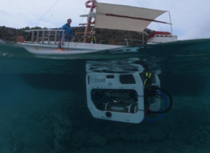 Νάξος: 12 πιθανές θέσεις αρχαιολογικού ενδιαφέροντος βρέθηκαν σε υποβρύχια αρχαιολογική έρευνα