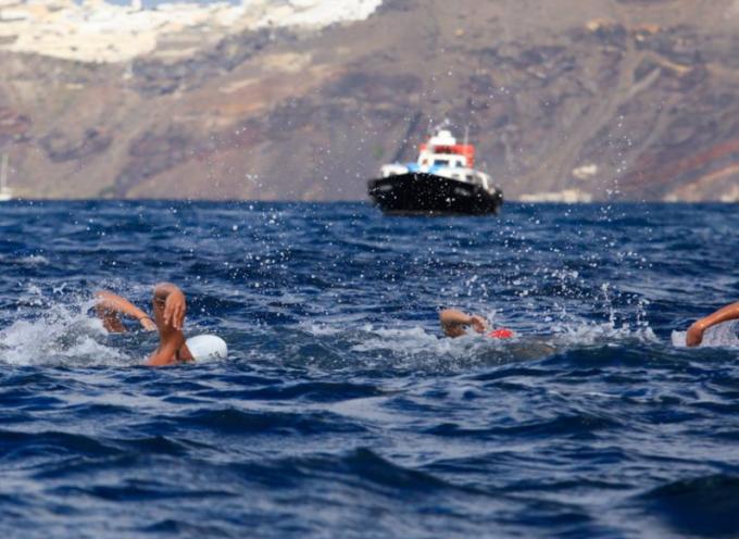 """Santorini Experience"" με μεγάλα ονόματα στην κολύμβηση!"