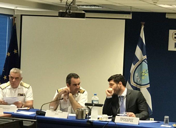 Ναυμαχία των Ακτοπλοϊκών στο Αιγαίο , στα μαχαίρια Μινωϊκές-HSW