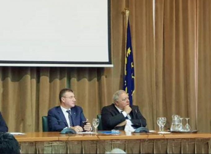 """Γιώργος Χατζημάρκος: Η νησιωτική Ελλάδα δεν θέλει """"πατριωτικό επιχειρείν"""". Θέλει ισότιμη αντιμετώπιση με την ηπειρωτική χώρα"""