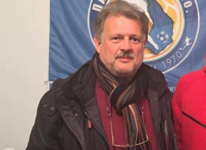 Ανανέωσε για ένα χρόνο ο Σκέντζος – Με ισχυρό ψηφοδέλτιο ο Πανθηραϊκός στις εκλογές- ξανά στην θέση του προέδρου ο Νίκος Καμπουράκης.