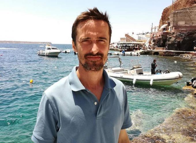 """Πιερ-Ιβ Κουστό: """"Η θάλασσα της Σαντορίνης είναι έρημος"""""""