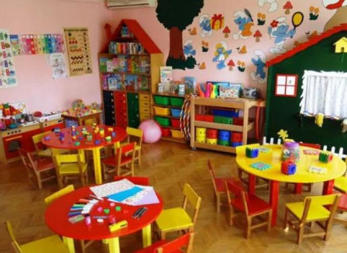 1η με 25η Ιουλίου οι εγγραφές στους Παιδικούς Σταθμούς Επισκοπής Γωνιάς και Οίας