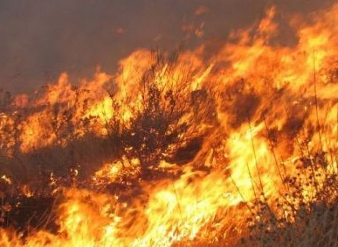 Πολύ υψηλός κίνδυνος πυρκαγιάς την Τρίτη 25/9 στην ΠΝΑΙ – Π.Ε. Κυκλάδων