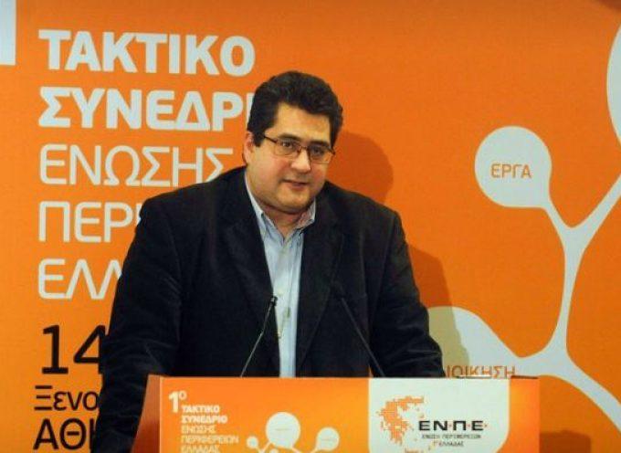 Nα συζητηθεί το θέμα της Μακεδονίας,στην επόμενη συνεδρίαση του ΠΣ ζητά ο Χ.Κόκκινος