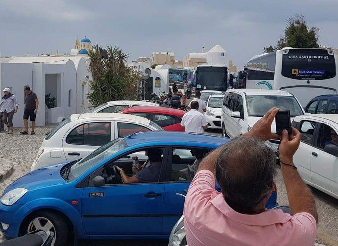 ΣΥΡΙΖΑ Σαντορίνης:απαράδεκτη η τακτική της επιβολής προστίμων μέσω της Δημοτικής Αστυνομίας, που ακολουθεί η Δημοτική Αρχή στην Οία