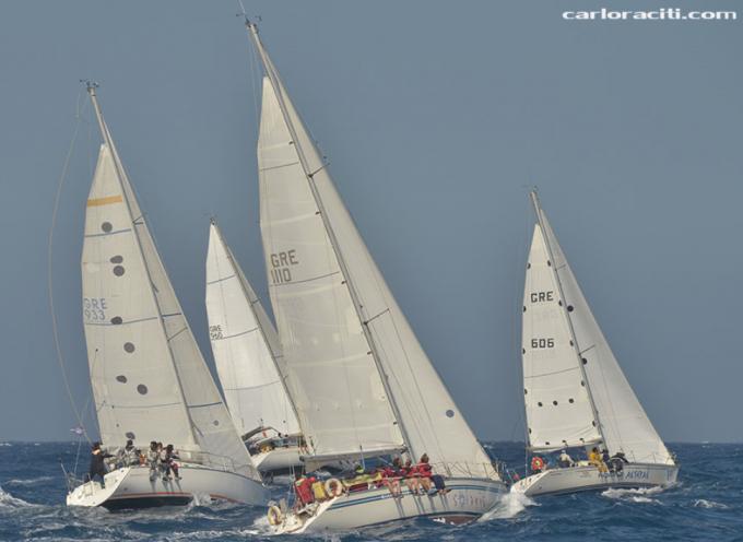 Cyclades Regatta «24 Χρόνια Πιστοί στις Κυκλάδες»