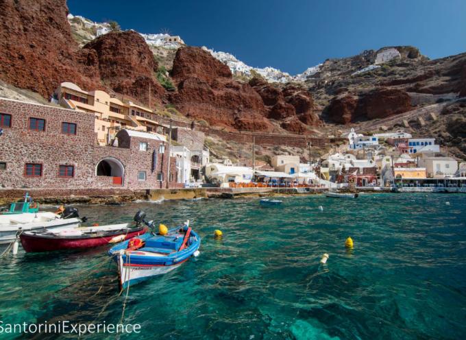 """Οι χορηγοί φιλοξενίας αγκαλιάζουν το """"Santorini Experience"""""""