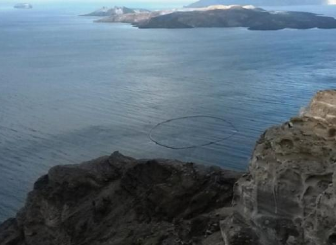 Σύνοψη των ενεργειών της Θηραϊκής Πολιτείας για το K/Z SEA DIAMOND