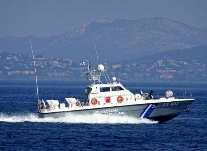 Σύγκρουση σκαφών στη θάλασσα της Ρόδου
