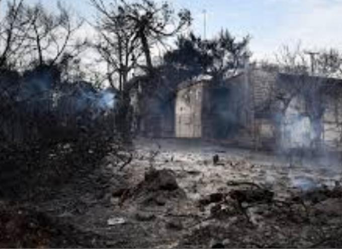 Το Γραφείου Τύπου της ΚΕ του ΚΚΕ σχετικά με τις καταστροφικές πυρκαγιές