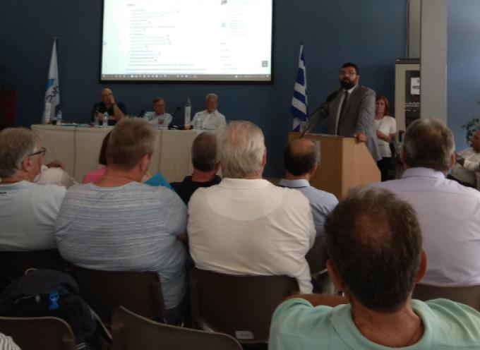 Ο Ν.Ο.Σ στη Γ.Σ της Ελληνικής Ιστιοπλοϊκής Ομοσπονδίας