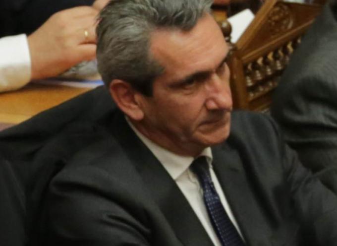 Στη Βουλή ο Περιφερειάρχης Ν.Α, για την συζήτηση του σ/ν  «Κλεισθένης Ι» στην Ολομέλεια