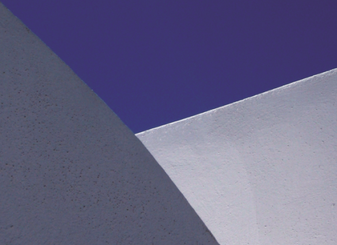 """Έκθεση ζωγραφικής και φωτογραφίας Άλκη Βολιώτη """"Επιστροφή στη Σαντορίνη από την Εστία Πύργου"""