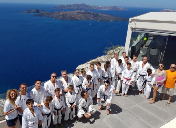 Δωρεάν προπόνηση πολεμικών τεχνών του «6ου Tour and Training Martial Arts»