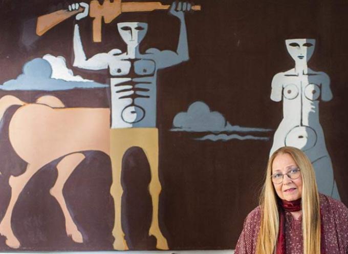 Μαρίζα Κωχ: «Ένα παιδί του πολέμου είμαι κι εγώ»