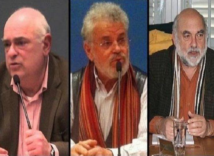 Αναφορά βουλευτών Κυκλάδων Συριζα για οικοδομικές κ.ά. αυθαιρεσίες στην Οία Σαντορίνης
