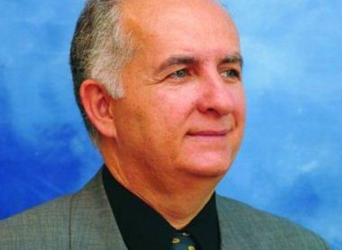 Ο Χαράλαμπος Δαρζέντας νέος Έπαρχος της Περιφερειακής Ενότητας Θήρας